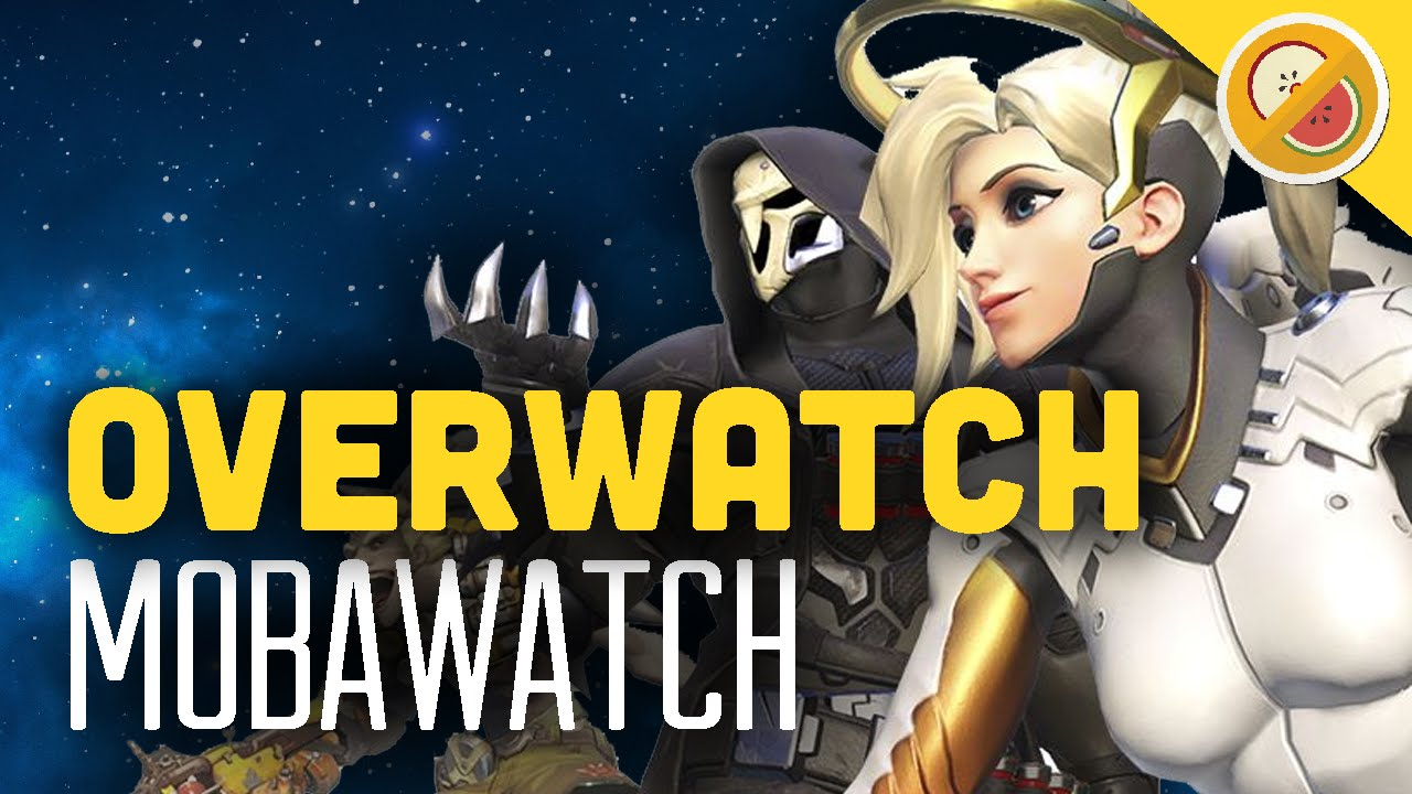 Mobawatch Weekly Brawl Overwatch Gameplay Funny Moments Youtube