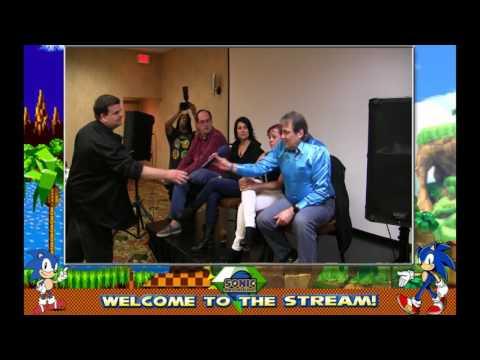 Sonic Revolution: PART 5  Voice Actor Panel