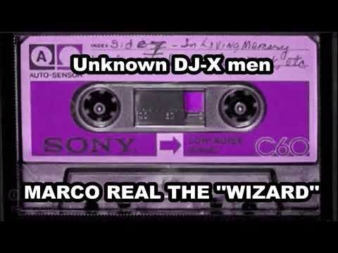 Unknown DJ - X Men '(Oldschool Bass)