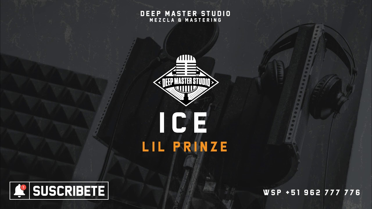 Lil Prinze - Ice [Deep Master Studio]
