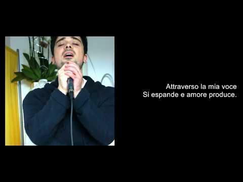 Pietro B. Vivo per lei (female karaoke)