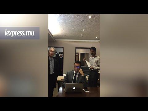 Le «F**k Off» de Shakeel Mohamed à PwC