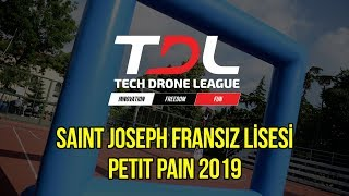 Tech Drone League - Saint Joseph Petit Pain 2019