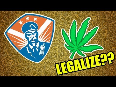 COPS TALK ABOUT WEED!!