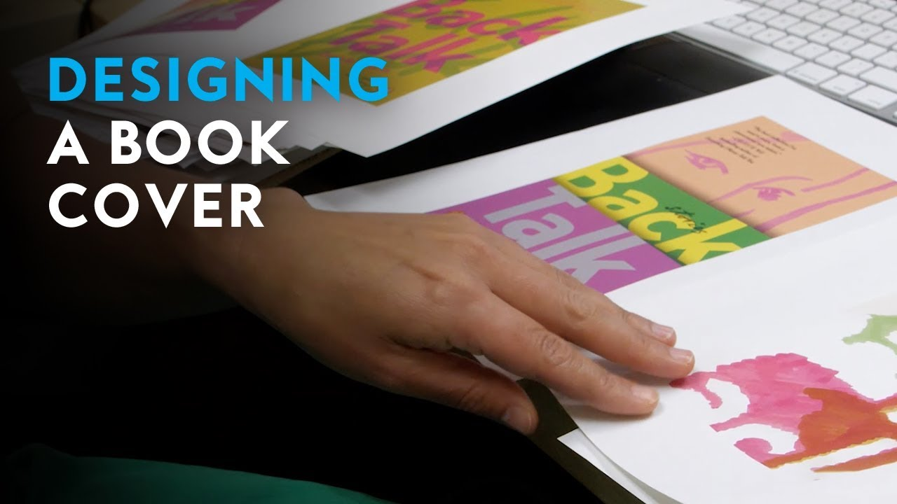 Designing a book cover | Mini-Doc