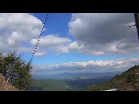 山からの眺め 5 (岡山県美咲町) View in Misaki town Okayama prefecture