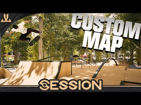 SESSION |  Skate Parks And... MOUNTAINS?