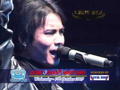 ST12 Band live 6th Anniversary at Golden Crown Jakarta Part 1