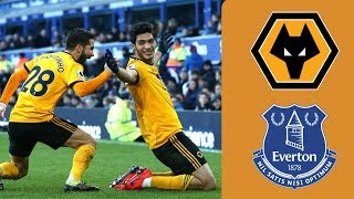 Everton 1-3 Wolves | Match Review