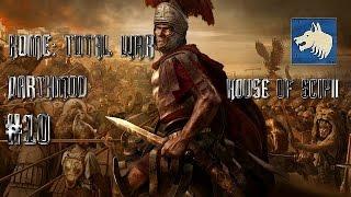 Rome: Total War HD - Scipii Short Campaign Part 10 (Darthmod)