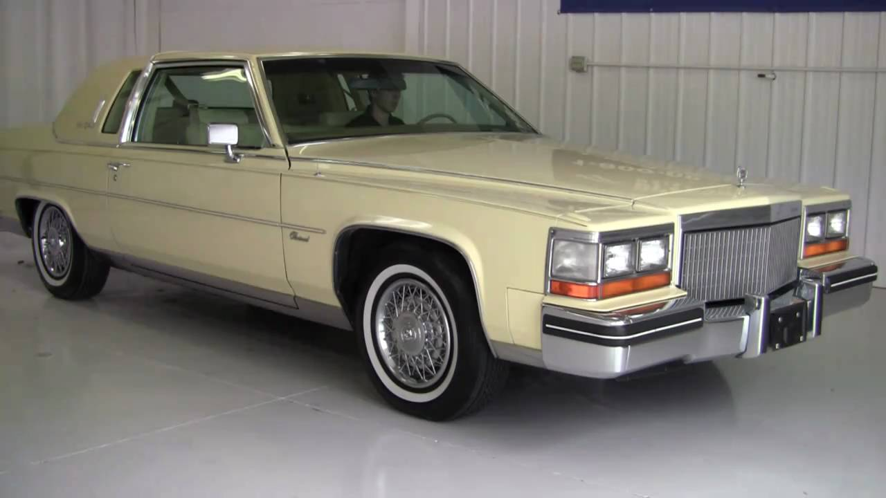 1980 Cadillac Fleetwood Youtube