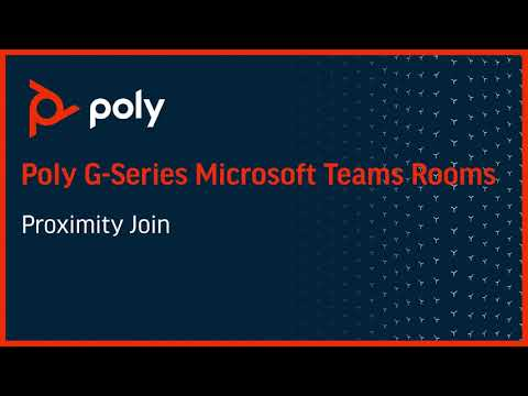 Microsoft Teams Room - Proximity Join - Español