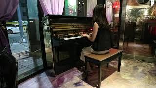 (커스텀피아노) 누드액션해머강화유리 골드스테인레스피아노…