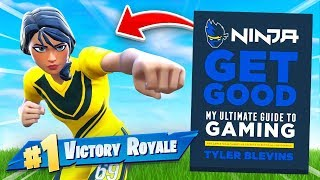 Can Ninjas Book help me *WIN* In Fortnite!?