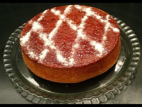 Gâteau au yaourt mamie nova noix de coco