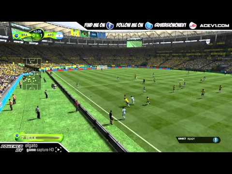 World Cup 2014 Brazil Vs. Argentina Fifa 14 Gamecom
