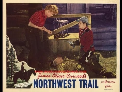 Northwest Trail COLOR western movie full length online