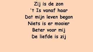 Niels destadsbader - zij is de liefde (met songtekst)