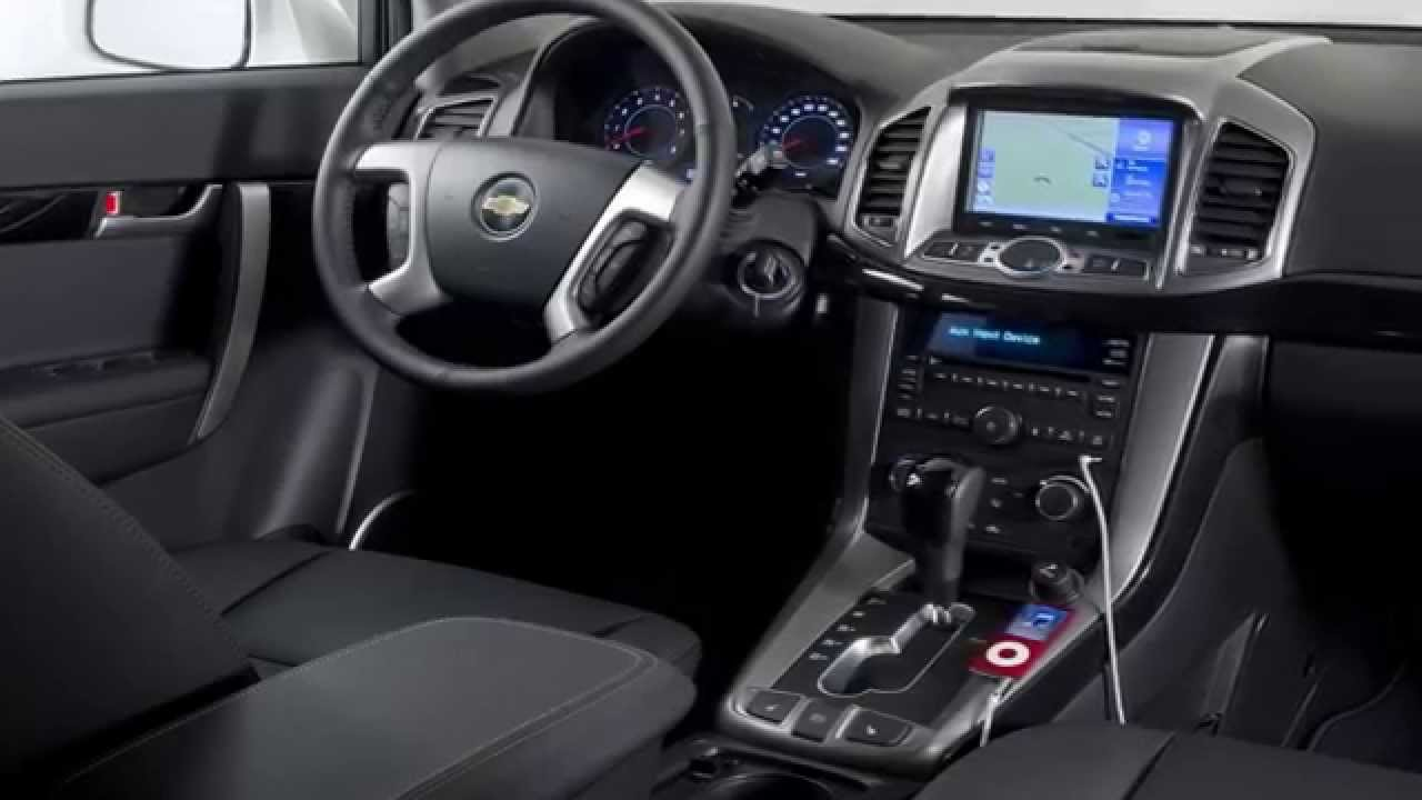 2016 Chevrolet Captiva Review - YouTube