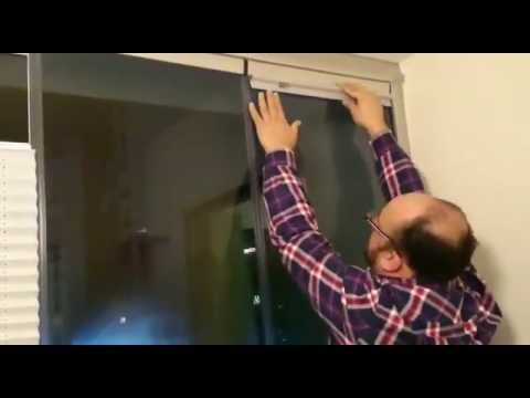 Cam Balkon Perde Montajı PİLİSE PERDE