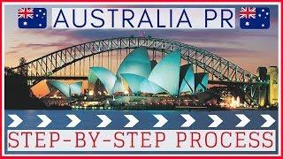 🇦🇺 Australia PR | Step By Step Process