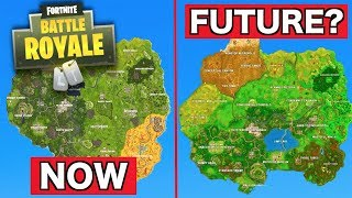 Fortnite will NEVER add a 2nd Map??