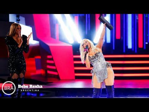 Bebe Rexha & Florida Georgia Line win Best Collaboration | 2018 iHeartRadio MMVAs