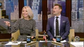 Kelly Ripa can't believe Eagles are in Super Bowl