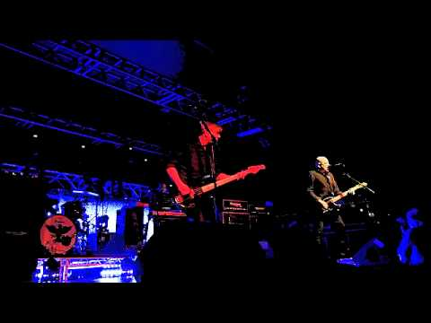 The Stranglers- Straighten Out, O2 Academy Sheffield, 7.3.15