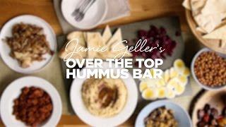 Hummus Recipes | Over the Top Hummus Bar | JOY of KOSHER