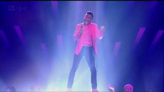 Marcus Collins gets Higher and Higher - The X Factor 2011 Live Show 7 (Full Version)