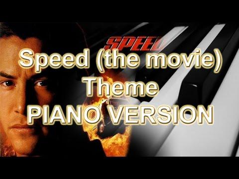 Speed (1994) Movie theme - PIANO IMPROVISATION