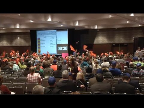 PolyMet Mine Permit Public Hearing In Duluth - Full Event