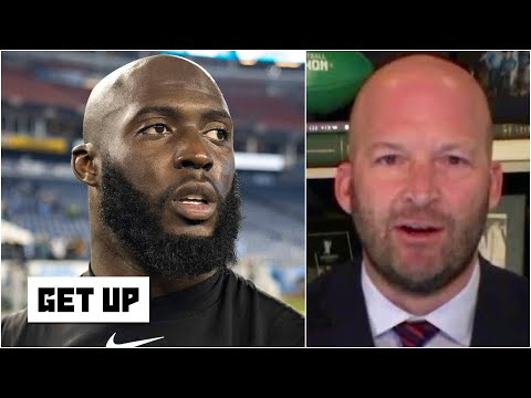 'It's mind-boggling!' - Tim Hasselbeck reacts to the Jaguars cutting RB Leonard Fournette | Get Up