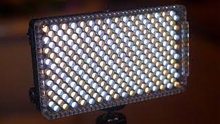 Aputure Amaran MX & F7 LED First Impressions/ Mini Review