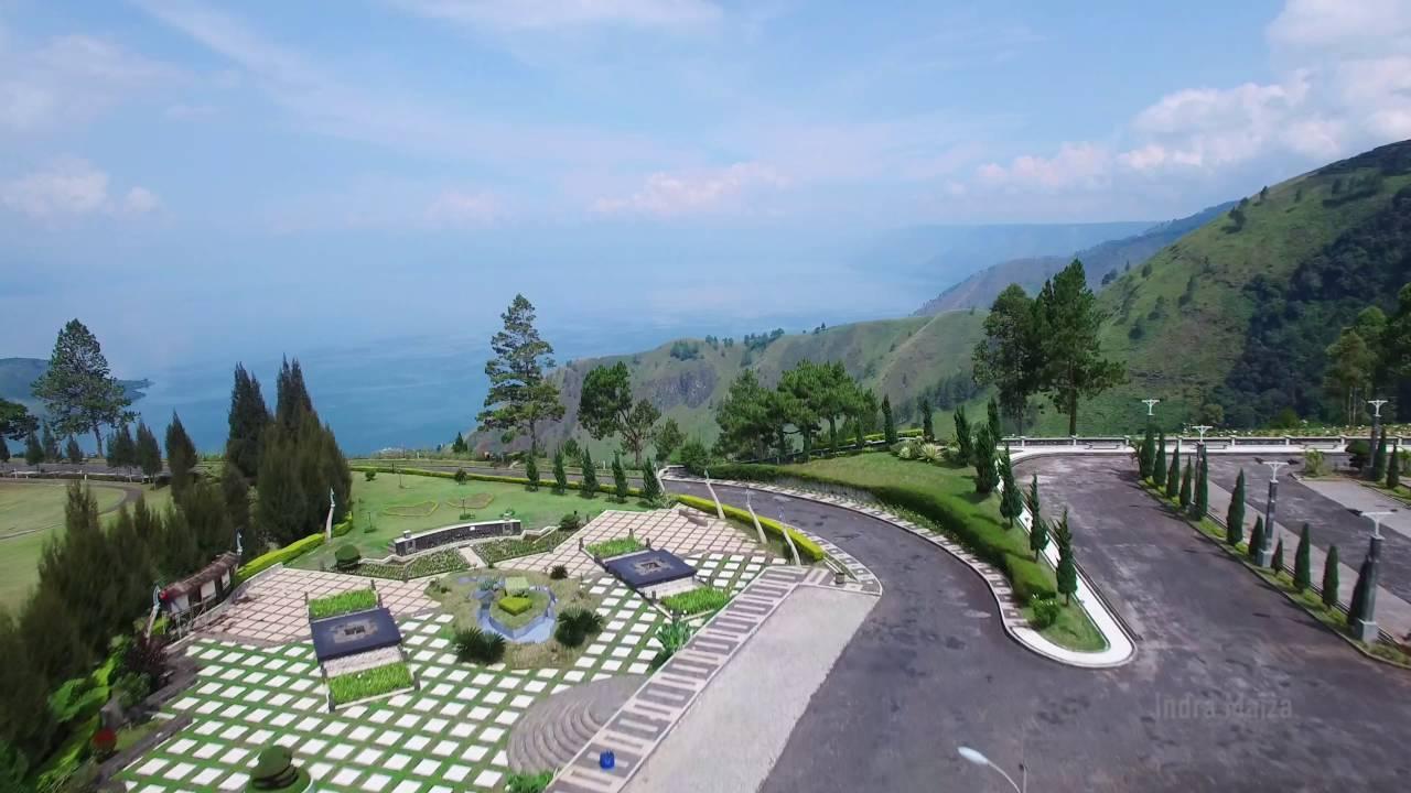 Taman Simalem Resort 4k Youtube
