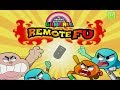 The Amazing World of Gumball - REMOTE FU [Cartoon Network Games]