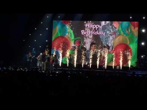 NKOTB - Happy Birthday - Dallas 5/23/17