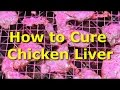 How to cure chicken liver with Pro-Cure - Catch tons of catfish!