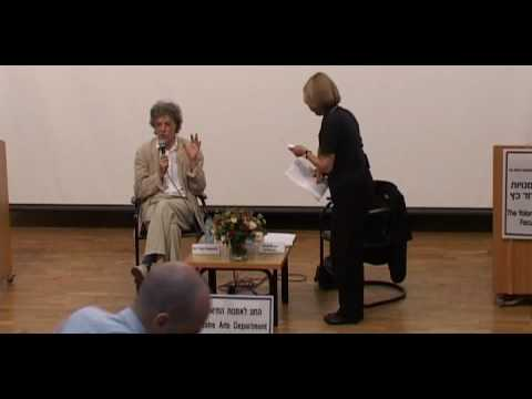 A Meeting with Sir Tom Stoppard
