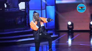 Kelvyn Boy's performance at Ghana Meets Naija