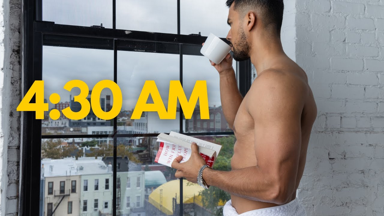 How to Get Ready In The Morning To Be Better Looking