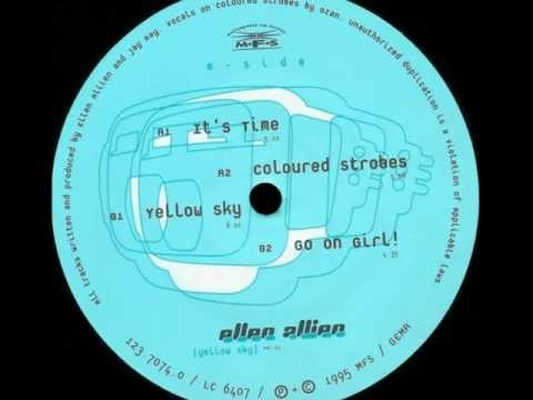 Ellen Allien - It's Time