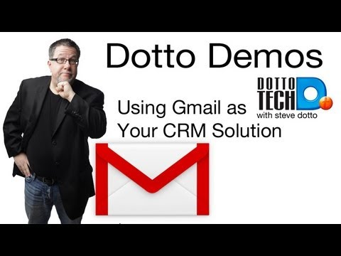 Gmail as a CRM Solution