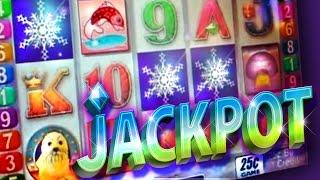$22.50 Bet & JACKPOT on Seal the Deal + ReTrigger!! - 25c Aristocrat Video Slots