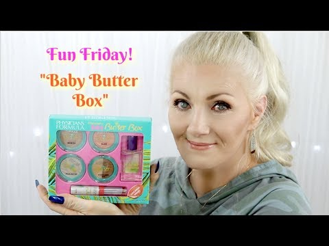 "Fun Friday! - Physicians Formula Murumuru ""Baby Butter Box"" - BentlyK thumbnail"