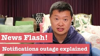 Notifications Outage, Updates on YPP Delays, Live Captions & more | Newsflash 6/12/18