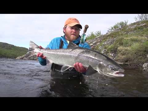 Kharlovka River - Dream Atlantic Salmon Fishing - Farlows Travel