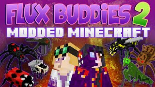 Minecraft Mods - Flux Buddies 2.0 #156 Escaping The Erebus
