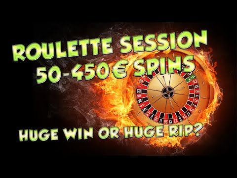 BIG WIN!? Roulette Session - Casino - Table games - Online Roulette